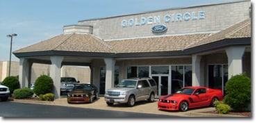 Golden Circle Ford >> Ford Parts Dealer Vanity